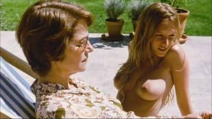 Ludivine Sagnier nude bush Charlotte Rampling nude too - Swimming Pool (2003) HD 1080p BluRay