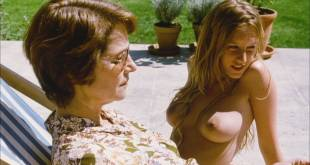 Ludivine Sagnier nude bush Charlotte Rampling nude too - Swimming Pool (2003) HD 1080p BluRay (16)
