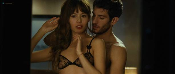 Martina Garcia full frontal nude from and Clara Lago nude topless - The Hidden Face (2011) HD 1080p (8)