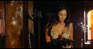Megan Fox hot sexy huge cleavage - Jonah Hex HD 1080p BluRay (12)