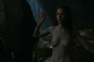 Rose Leslie nude topless butt sex and skinny dipping – Game of Thrones s3e5 (2013) hd720p