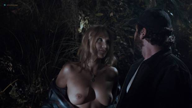 Sarah Agor, Charlayne DeVillier and Alexis Peters all naked in - Hatchet II HD1080p (12)