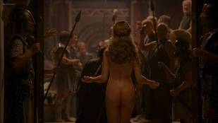 Sienna Guillory butt naked - Helen of Troy (2003) HD 1080p BluRay