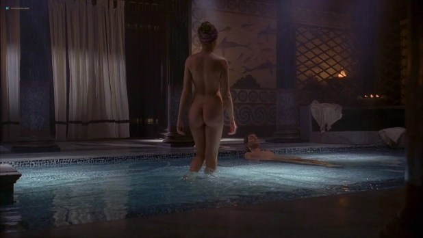 Sienna Guillory butt naked - Helen of Troy (2003) HD 1080p BluRay (2)