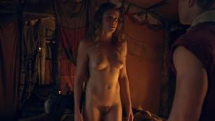 T-Ann Manora naked full frontal - Spartacus s3e9 (2013) hdtv720p