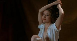 Alyssa Milano nude and sex doggy style - Poison Ivy II (1996) hd720