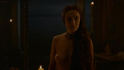 Carice van Houten nude topless butt and hot sex - Game of Thrones s3e8 hd1080p (1)