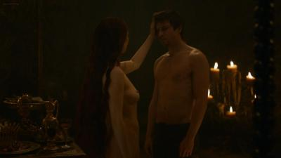 Carice van Houten nude topless butt and hot sex - Game of Thrones s3e8 hd1080p (9)