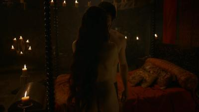 Carice van Houten nude topless butt and hot sex - Game of Thrones s3e8 hd1080p (8)