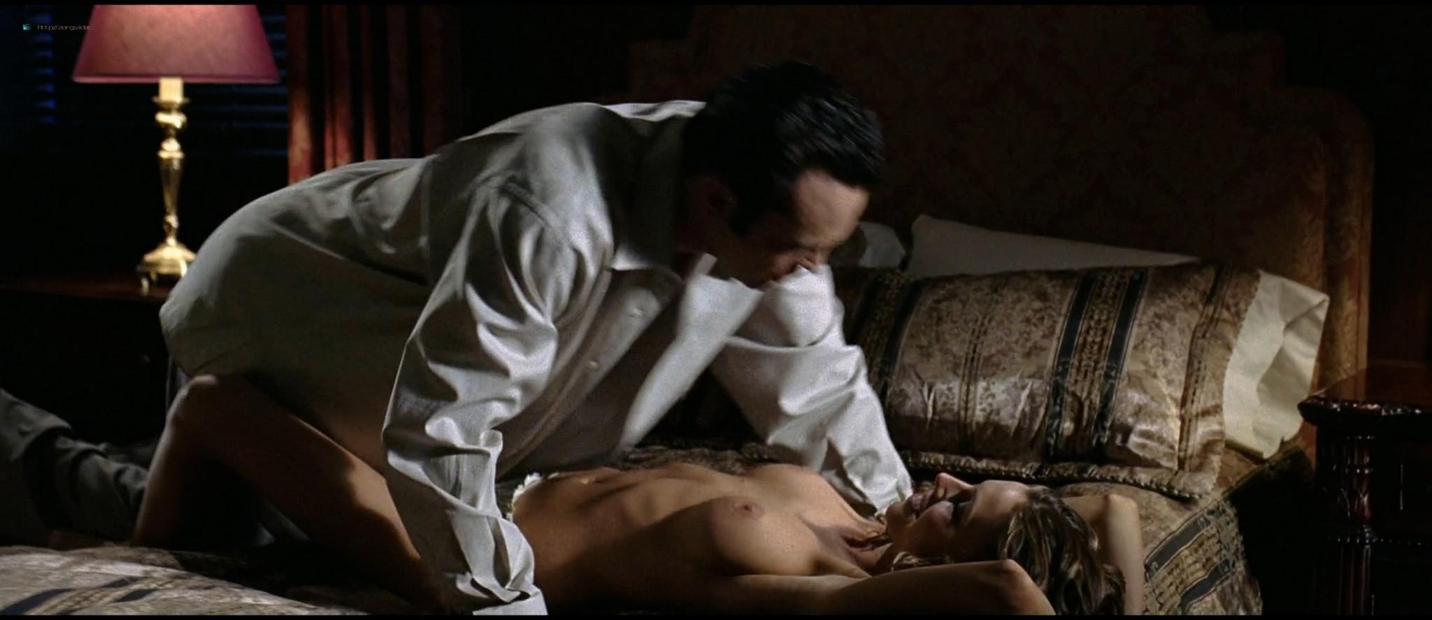 Diora Baird nude topless huge boobs others nude too - Wedding Crashers (2005) HD 1080p BluRay (9)