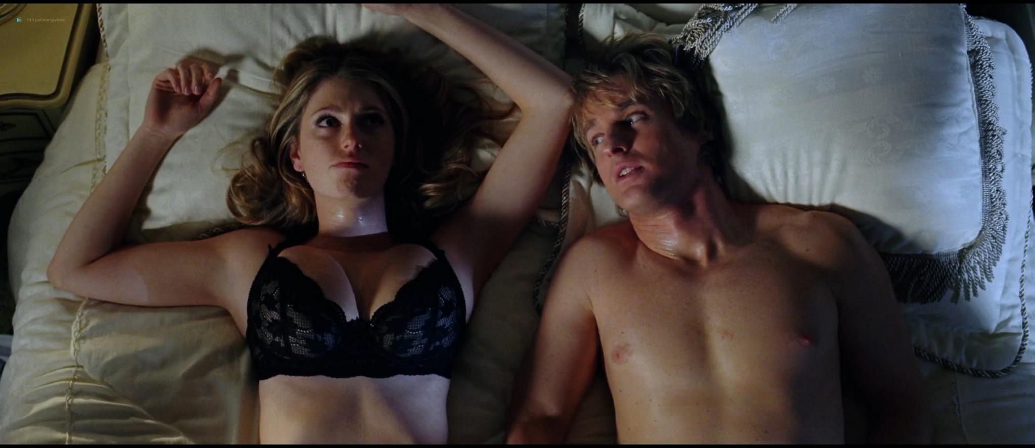 Diora Baird nude topless huge boobs others nude too - Wedding Crashers (2005) HD 1080p BluRay (2)