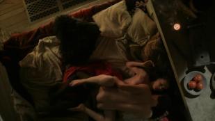 Laura Haddock nude sex and nude topless - Da Vinci's Demons (2013) s1e4 hd720p