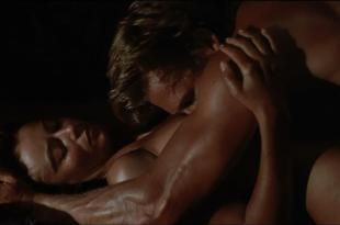 Rachel Ward hot wet see through and sex  – Against All Odds (1984) hd1080p