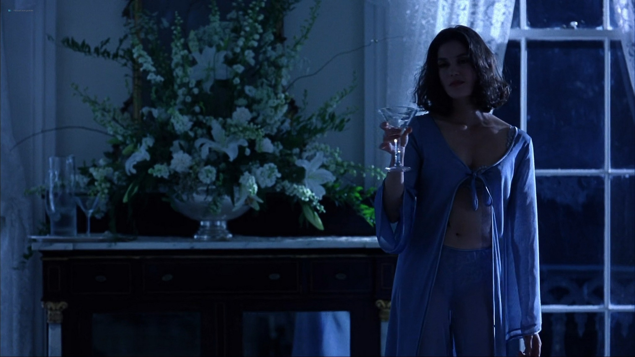 Teri Hatcher nude full frontal bush butt and topless - Haven's Prisoners (1996) HD 1080p Web (3)