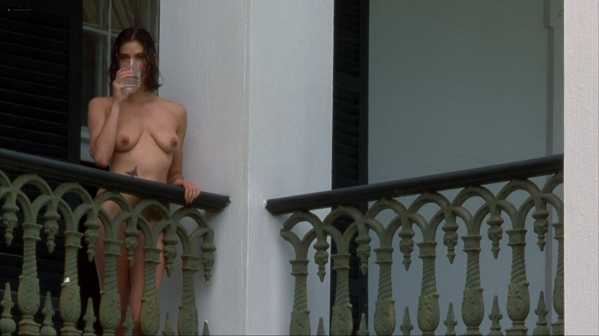Teri Hatcher nude full frontal bush butt and topless - Haven's Prisoners (1996) HD 1080p Web (12)