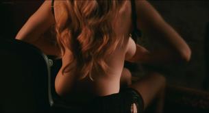 Amanda Seyfried and Julianne Moore nude topless and hot lesbian sex scene - Chloe (2009) hd1080p