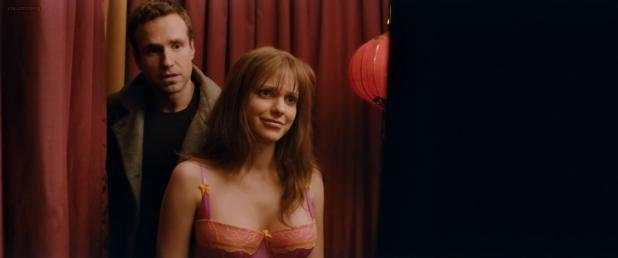 Anna Faris sexy in lingerie and Djalenga Scott hot in lingerie too - I Give It a Year (2013) hd1080p