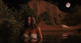 Genesis Rodriguez butt naked and wet - Casa de mi Padre (2012) hd720p
