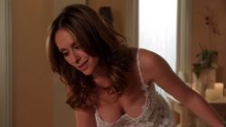 Jennifer Love Hewitt busty hot and huge cleavage - Client List s2e12 (2013) hd1080p (2)