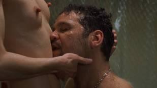 Milla Jovovich nude sex lesbian - .45 (2006) hd720p