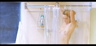 Nadia Townsend nude topless in the shower - Puppy (2005)