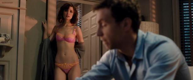 Rose Byrne sexy in lingerie - I Give It a Year (2013) hd1080p