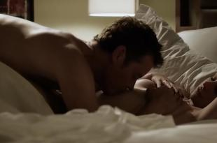 Danielle Harris sex nude but covered – Fatal Call (2012)