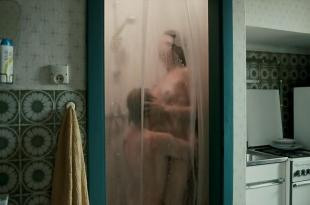 Irina Potapenko naked and sex in the shower and Ursula Strauss naked topless – Revanche (2008) hd720p