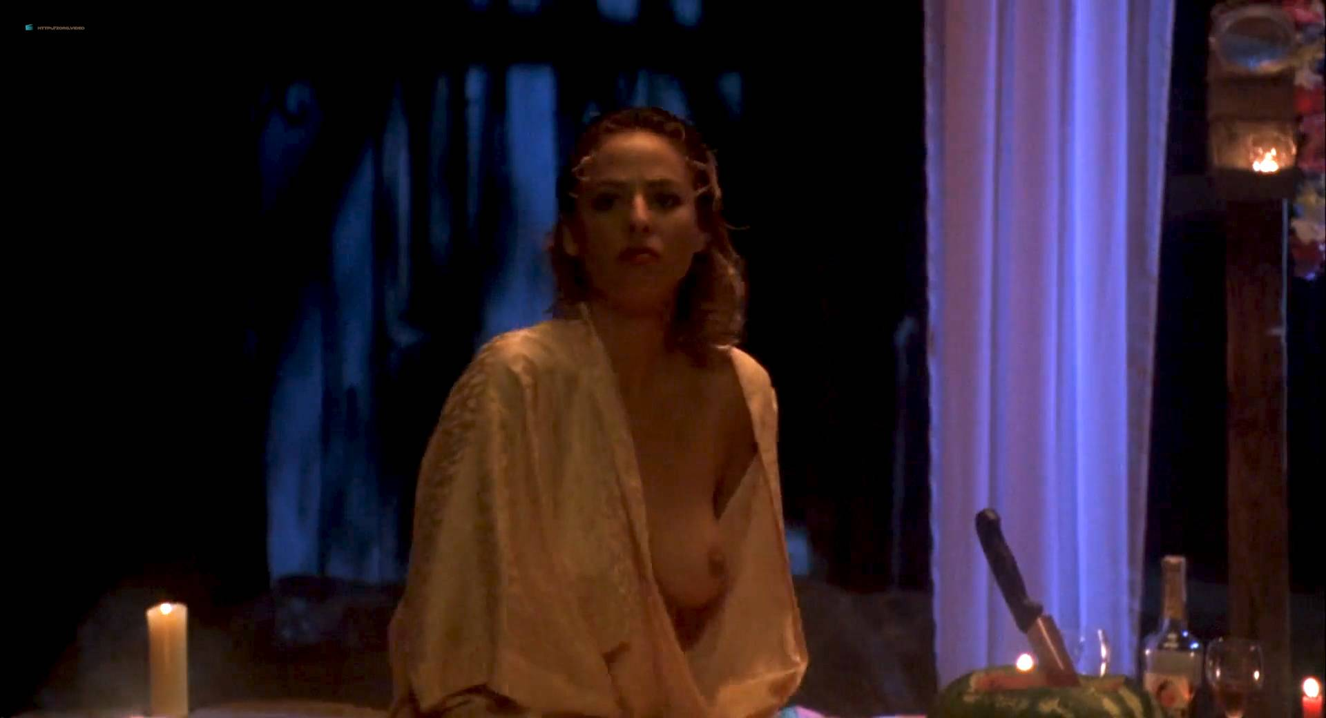 from Shawn jennifer connelly naked butt