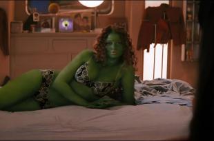 Rachel Nichols hot and Zoe Saldana hot in underwear – Star Trek (2009) hd1080p