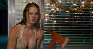 Rachel Nichols hot huge cleavage and too sexy - P2 (2007) hd1080p (13)