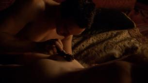 Andrea Lowe butt naked - The Tudors (2008) s2e3 hd720p