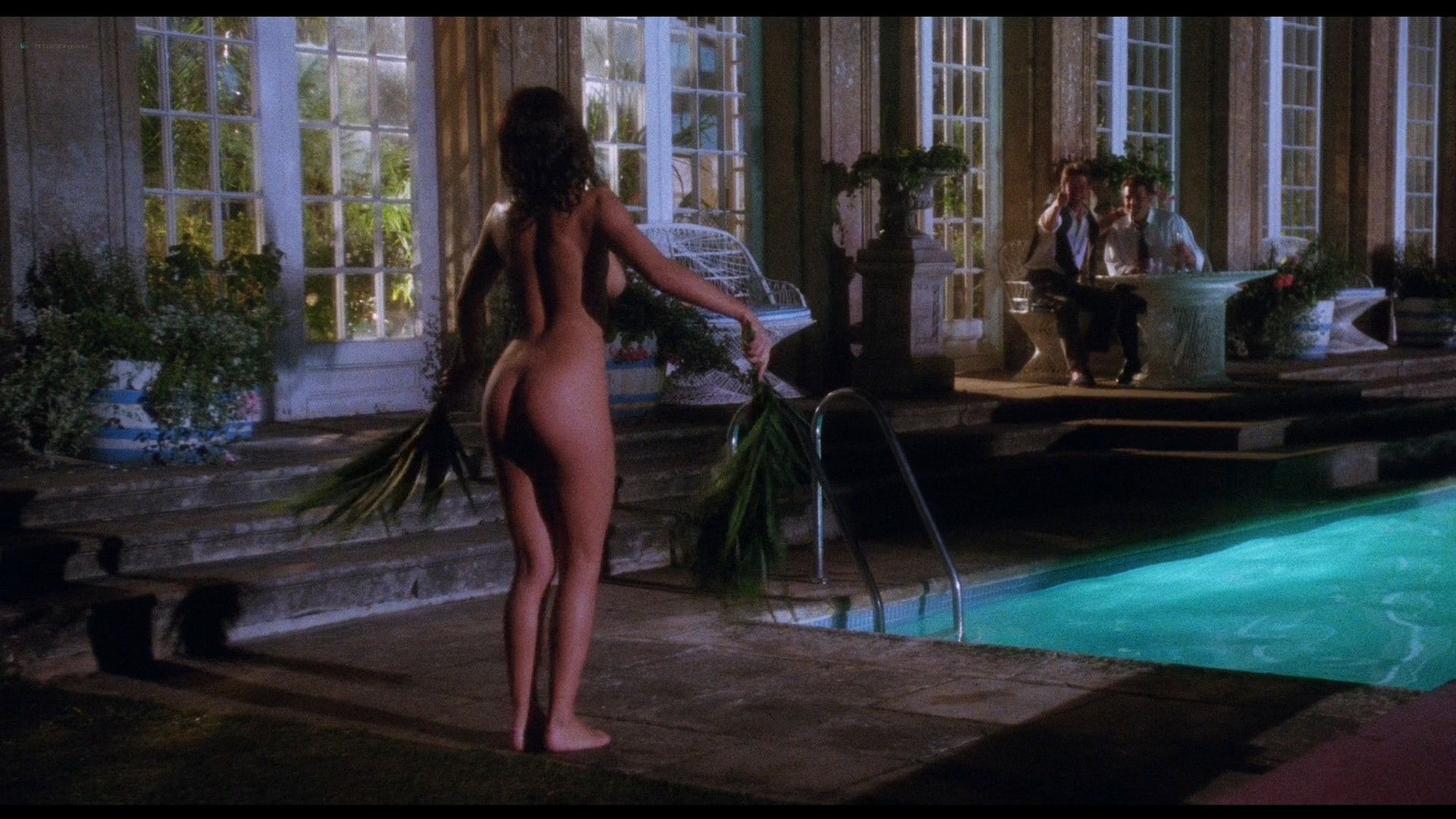 Bridget Fonda nude butt boobs Britt Ekland nude Joanne Whalley hot - Scandal (1989) HD 1080p BluRay (7)