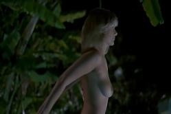 Caren Kaye nude topless sex and skinny dipping - My Tutor (1983)
