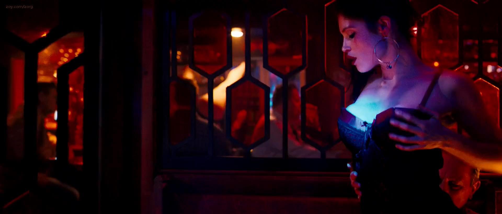Gemma Arterton hot sexy and nipp slip - Byzantium (2012) hd1080p