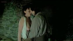 Keeley Hawes nude topless - The Last September (1999) (6)