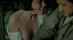 Keeley Hawes nude topless - The Last September (1999) (3)