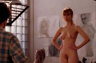 Laura Linney nude full frontal bush and Sheila Zane nude – Maze (2000)