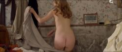 Lea Seydoux full nude topless - Roses a Credit (2010) hd1080p