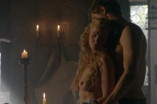 Rebecca Ferguson nude topless and sex  – The White Queen UNCUT (2013) s1e1 hd720p