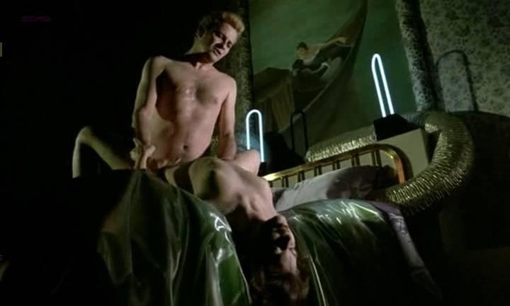 Valerie Kaprisky nude full frontal nude topless and sex - La Femme Publique (1984) (7)