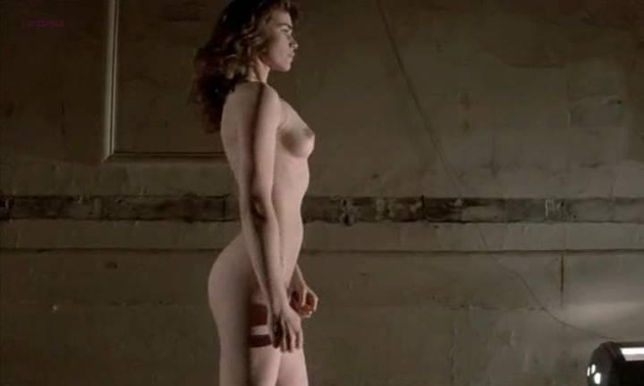 Valerie Kaprisky nude full frontal nude topless and sex - La Femme Publique (1984) (2)