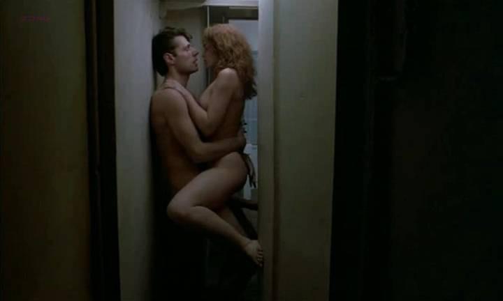 Valerie Kaprisky nude full frontal nude topless and sex - La Femme Publique (1984) (20)
