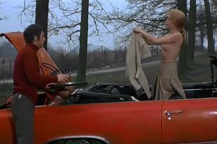 Catherine Deneuve nude topless and hot lingerie – La sirene du Mississipi (FR-1969)