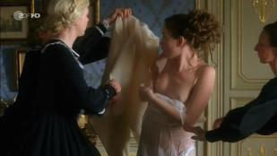 Cristiana Capotondi nude brief topless and sex - Sisi (2008) hdtv720p