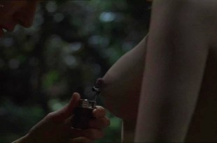 Emmanuelle Beart nude topless butt and sex – Strayed (2003)