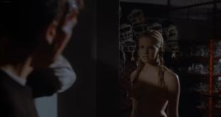 Laura Harris butt naked and topless - The Faculty (1998) hd1080p