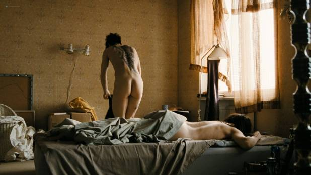 Noomi Rapace nude and sex Lena Endre nude butt - The Girl with the Dragon Tattoo pt1-2 (SE-2009) BluRay HD 1080p (8)