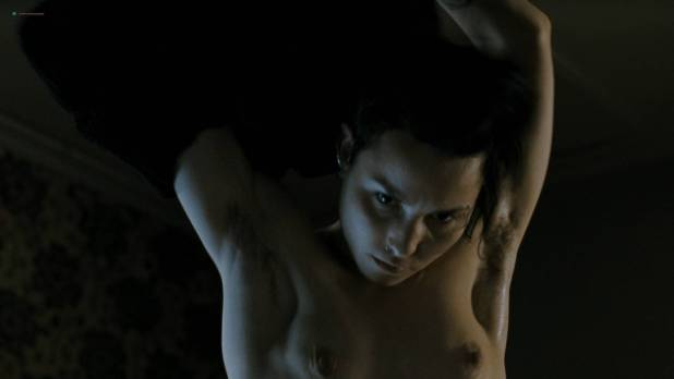 Noomi Rapace nude and sex Lena Endre nude butt - The Girl with the Dragon Tattoo pt1-2 (SE-2009) BluRay HD 1080p (7)