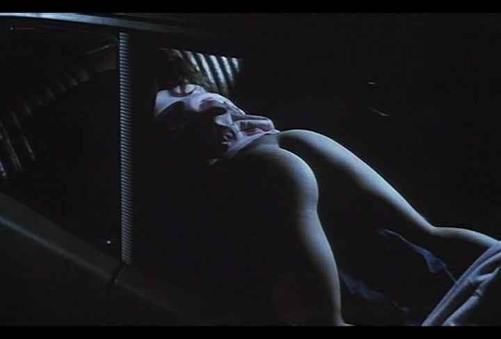 Serena Grandi nude near explicit full frontal nude topless and bush - Lady of the Night (1986) (14)